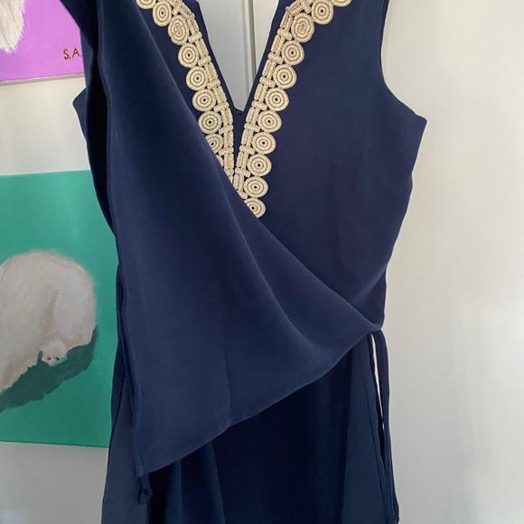 Lilly Pulitzer skort dress